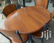 Promotion Of Wooden Table And Chair   Furniture for sale in Greater Accra, North Kaneshie