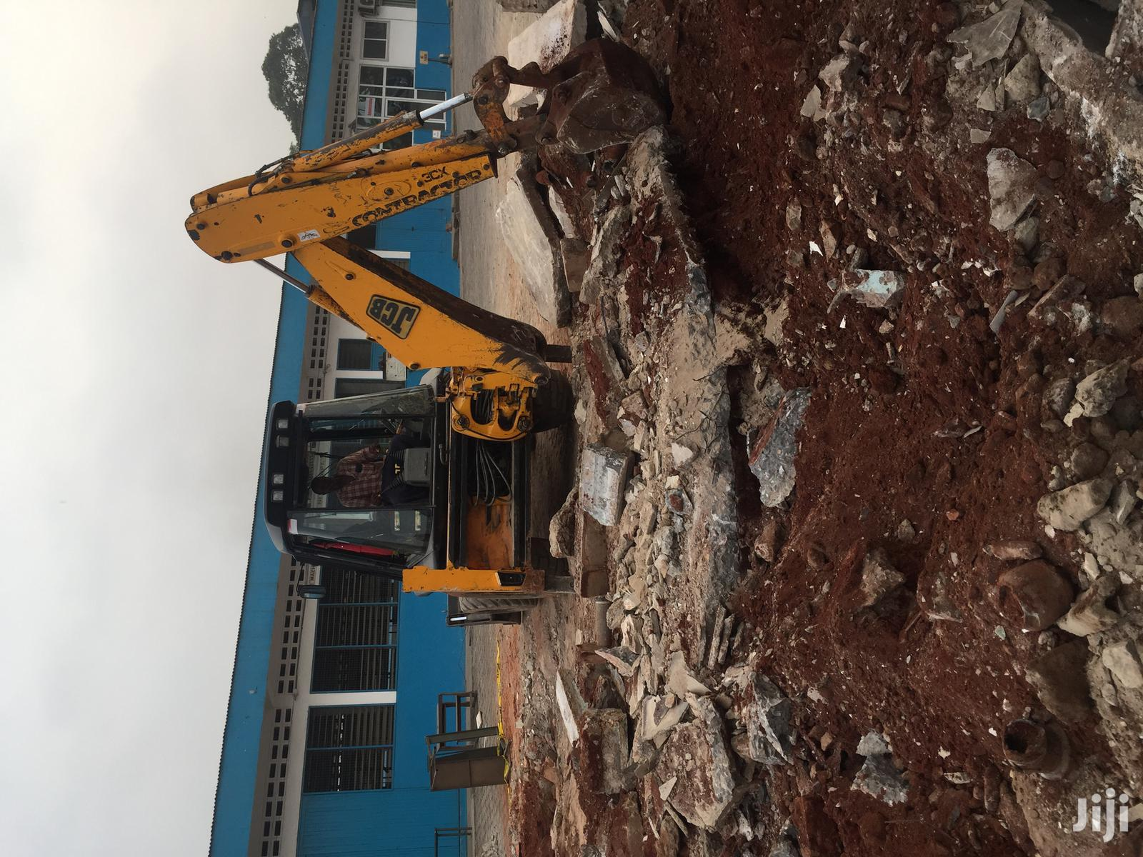 Backhoe For Hiring | Automotive Services for sale in Accra Metropolitan, Greater Accra, Ghana