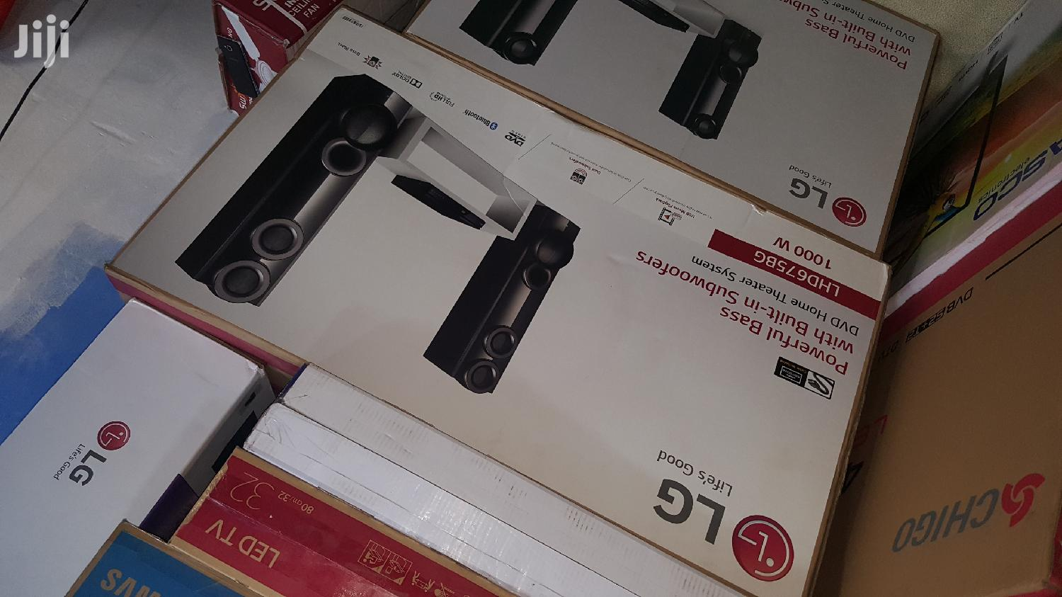 Quality New LG 1000W Home Theater System