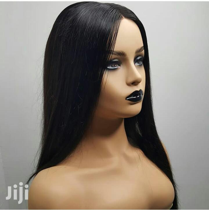 16 Inches Indian Hair Wig Cap