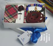 BLUE CITY Checked Flying Tie Package| Perfect Gift Package | Clothing Accessories for sale in Greater Accra, Odorkor