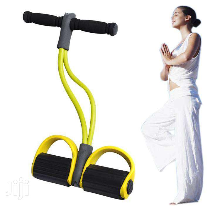 Sit-up Bodybuilding Expander