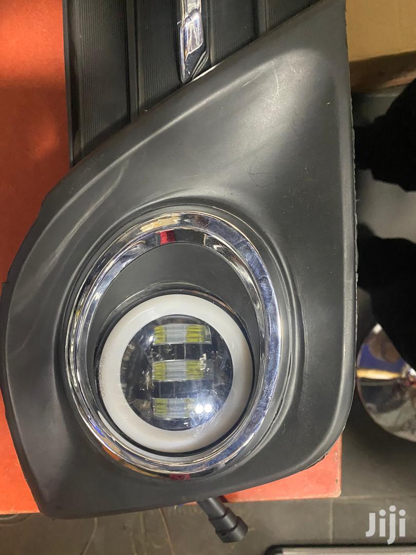 LED Fog Light Halo Angel Eyes..!!!