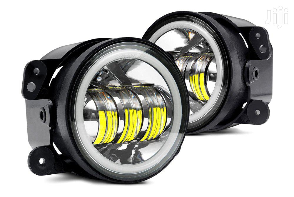 LED Fog Light Halo Angel Eyes..!!! | Vehicle Parts & Accessories for sale in Darkuman, Greater Accra, Ghana