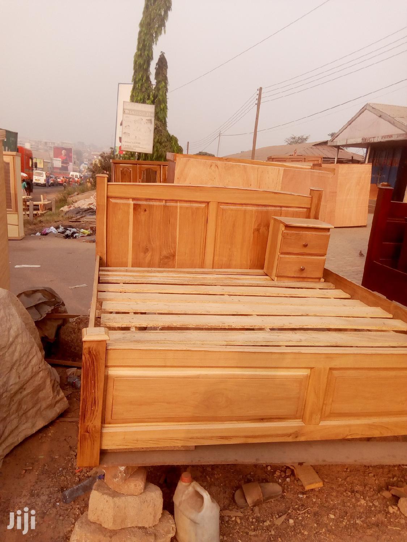 Queen Size Bed | Furniture for sale in Kumasi Metropolitan, Ashanti, Ghana