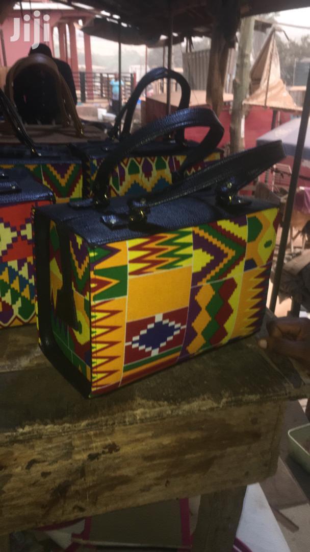 Prynz Ghana Made Bags