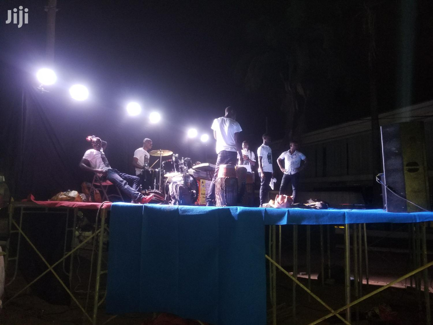 Stage for Rent Opposite West Hills Mall by Evergreen Rentals | Party, Catering & Event Services for sale in Accra Metropolitan, Greater Accra, Ghana