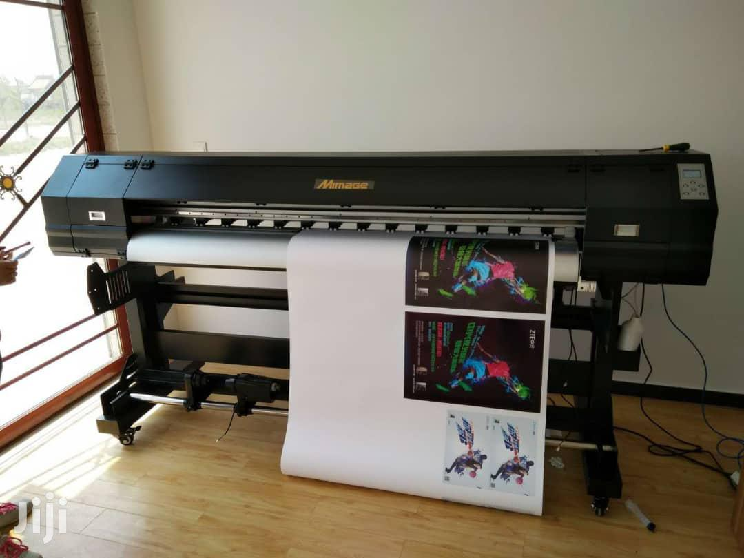 Archive: New Large Format Printer