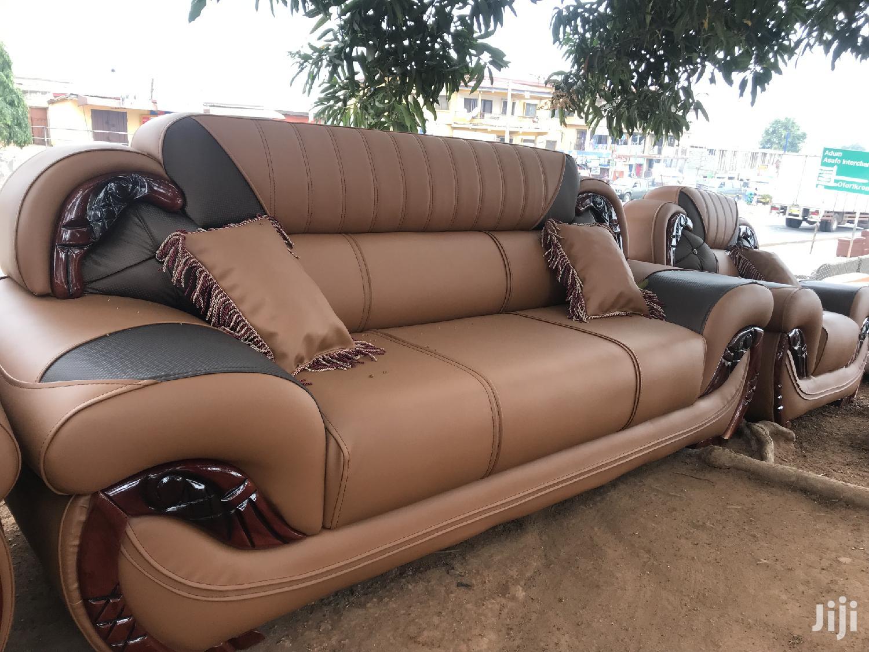 Quality Leather Room Sofa