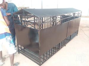 3 In 1 Heavy Duty Dog Pet Cage/ Anti Rust Coated | Pet's Accessories for sale in Greater Accra, Adenta