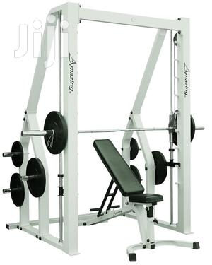 Amazing Fitness Commercial Smith Machine | Fitness & Personal Training Services for sale in Greater Accra, East Legon