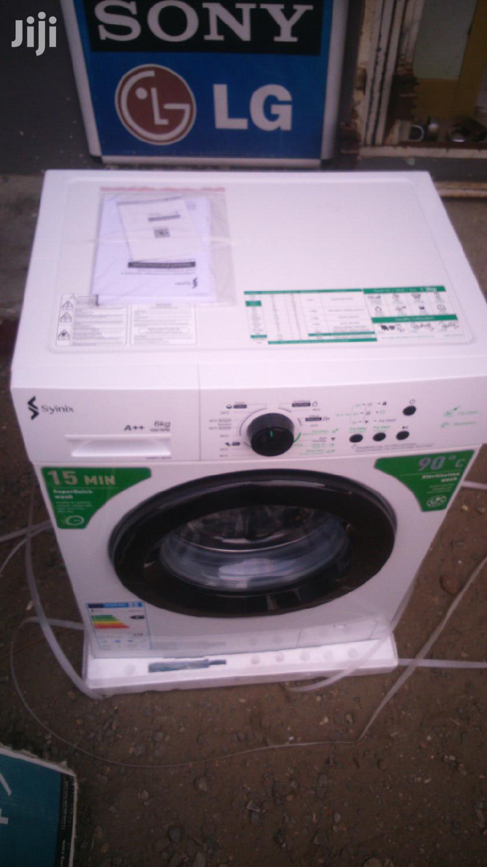 Archive: Syinix 6kg Front Load Fully Automatic Washing Machine