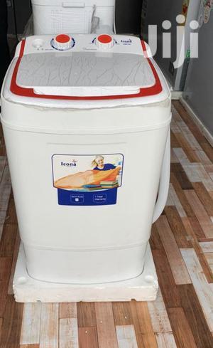 Brand New Icona 7.5 Kg Washing Machine Single Tub Semi Auto | Home Appliances for sale in Greater Accra, Accra Metropolitan