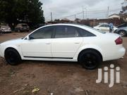 Audi A6 2003 Avant 2.7 T Quattro White | Cars for sale in Greater Accra, Nungua East