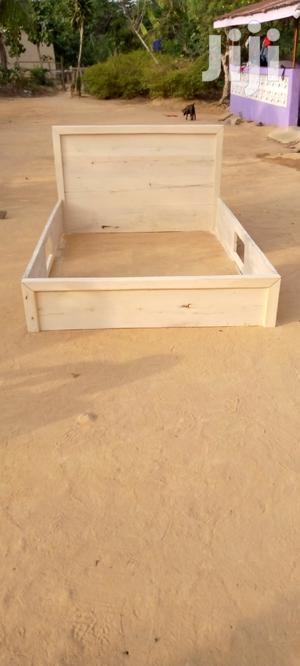 Brand New Gulity Wooden Double Bed For Sale