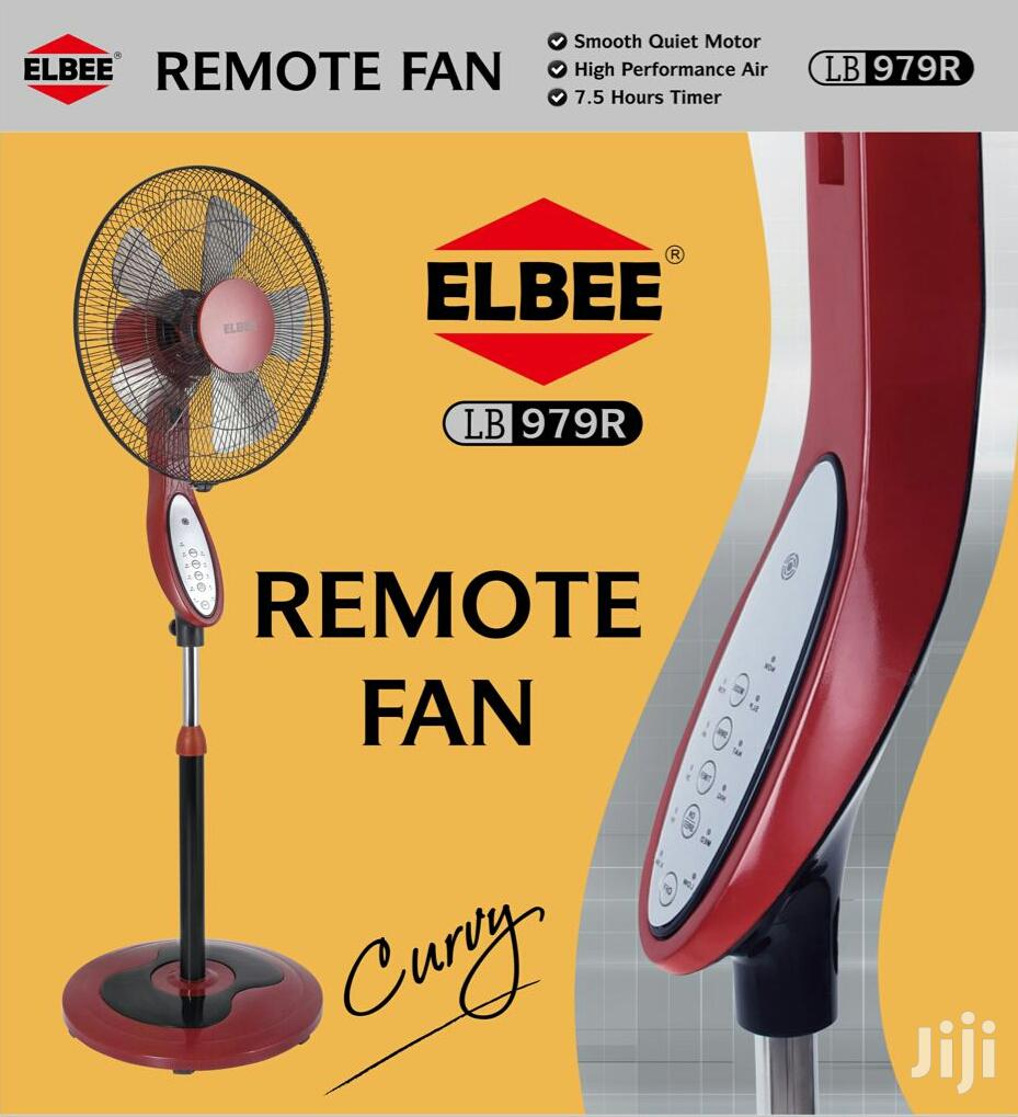 Archive: Remote Standing Fan