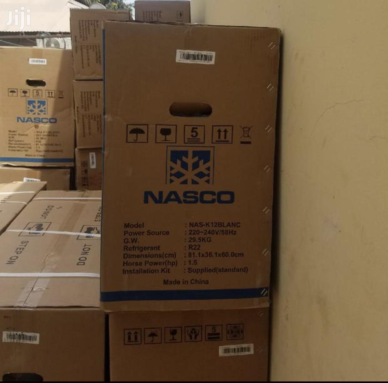 Nasco 1.5 HP Split Air Conditioner Anti Rust
