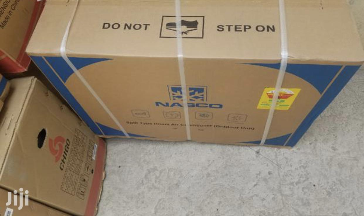 Nasco 1.5 HP Split Air Conditioner Anti Rust