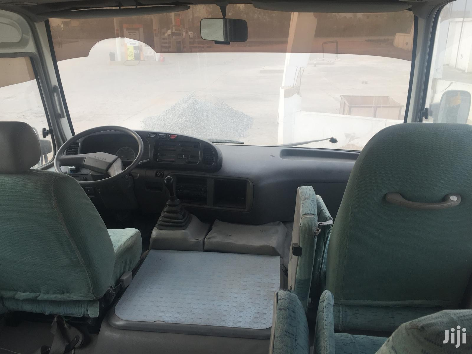 Home Used Toyota Coaster | Buses & Microbuses for sale in Ga West Municipal, Greater Accra, Ghana