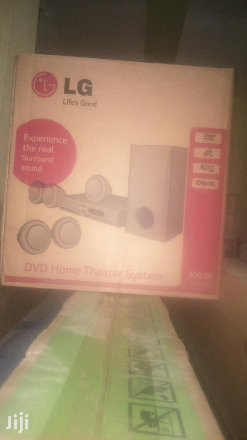 LG DH3140S 5.1ch DVD Home Theater System - Black