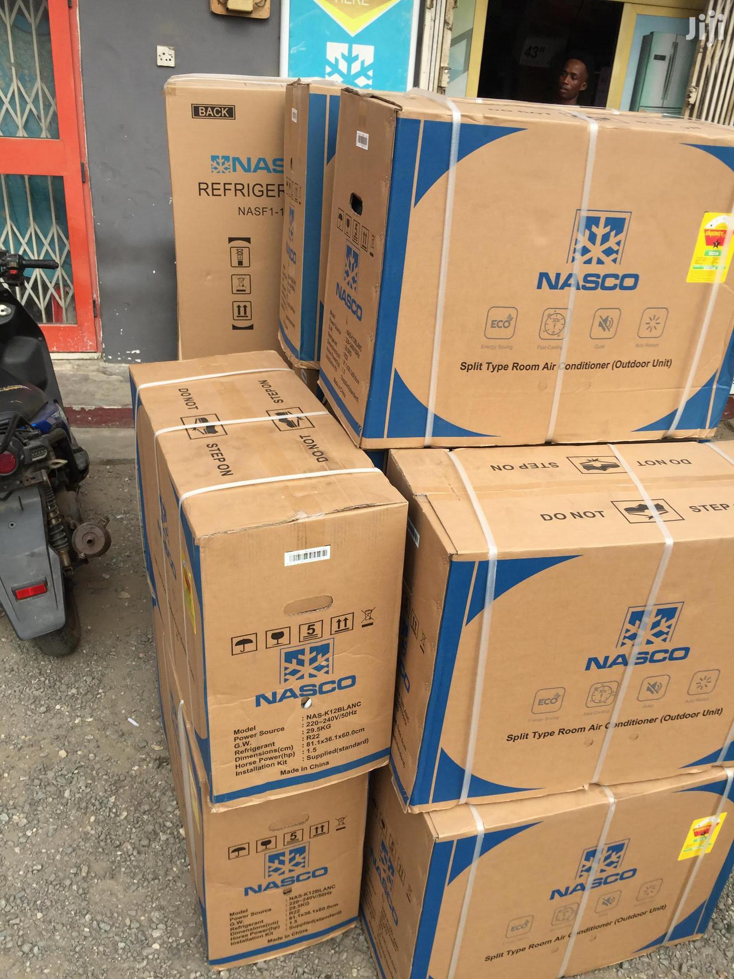 Buy The New Nasco 1.5 Horse Power Split Air Condition(Original Type)*
