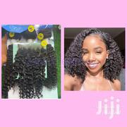 Virgin Wet Curls Three Bundles And A 4*4 Closure | Hair Beauty for sale in Greater Accra, Adenta Municipal