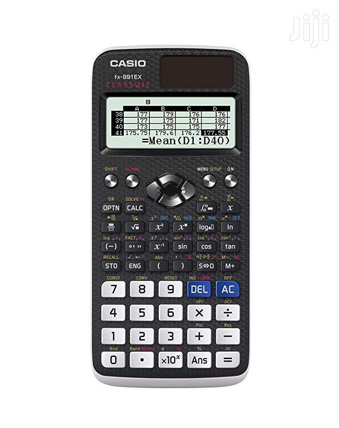 Classwiz Calculator