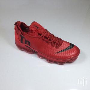 Original Red Nike Tn Air   Shoes for sale in Greater Accra, Ashaiman Municipal
