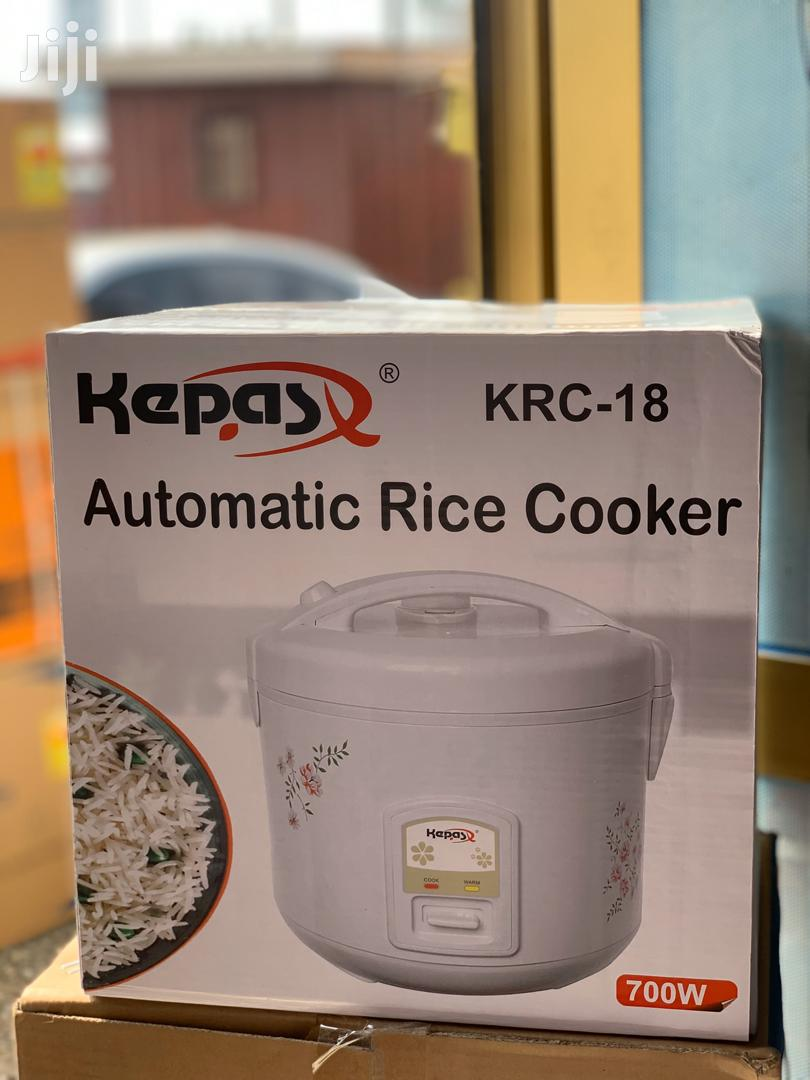Archive: Kepas Automatic Rice Cooker