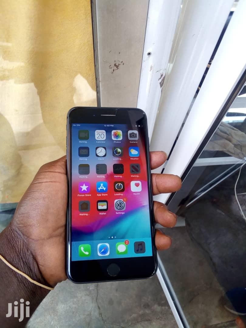 Apple iPhone 8 Plus 256 GB Black