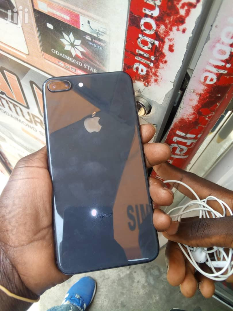 Apple iPhone 8 Plus 256 GB Black | Mobile Phones for sale in Accra New Town, Greater Accra, Ghana