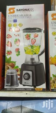 Sayona Unbrekble Blender Brand New   Kitchen Appliances for sale in Greater Accra, Accra Metropolitan