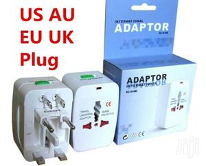 Universal Plug Adapter (All In One)