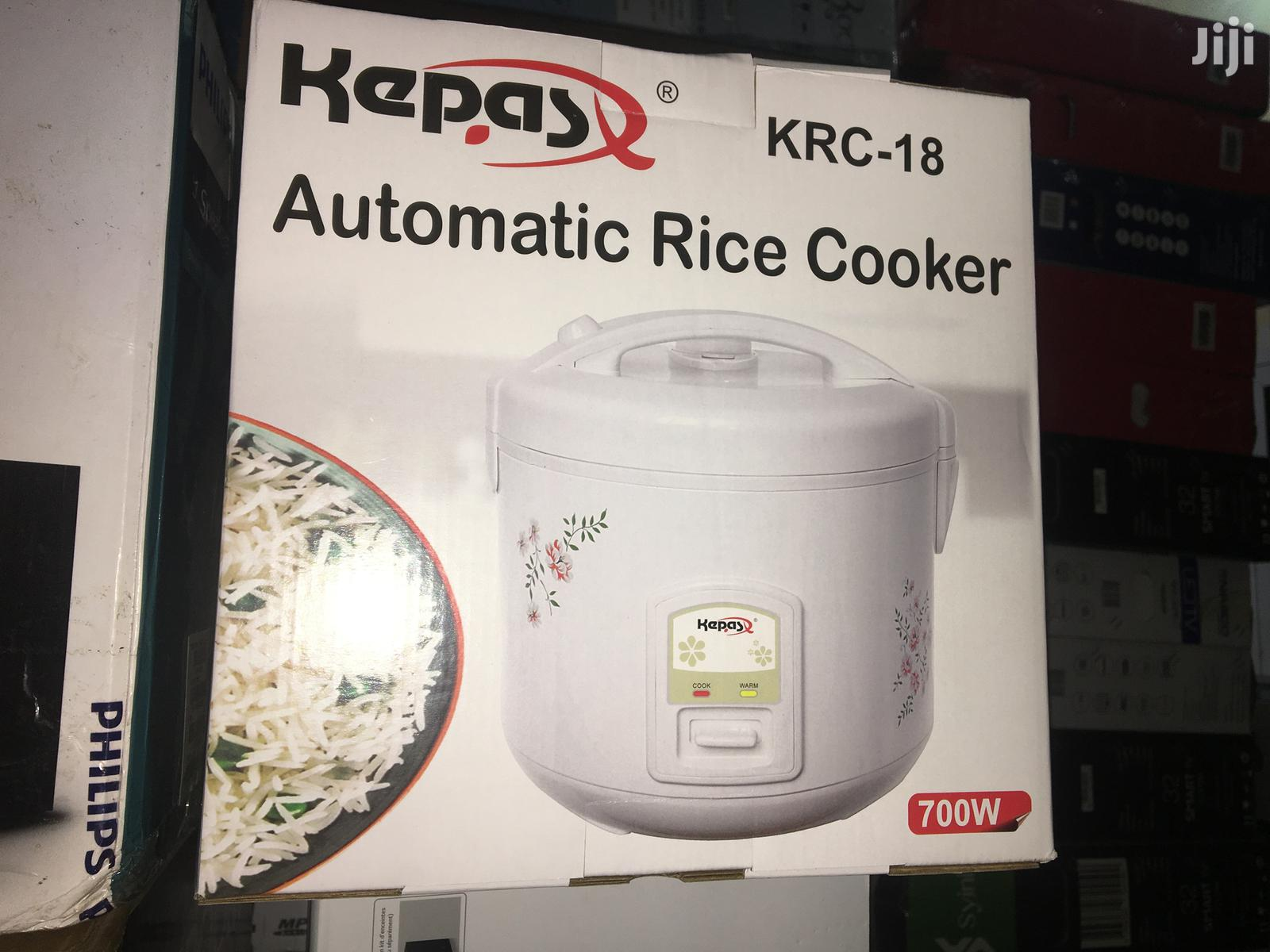 Kepas Automatic Rice Cooker 700watts