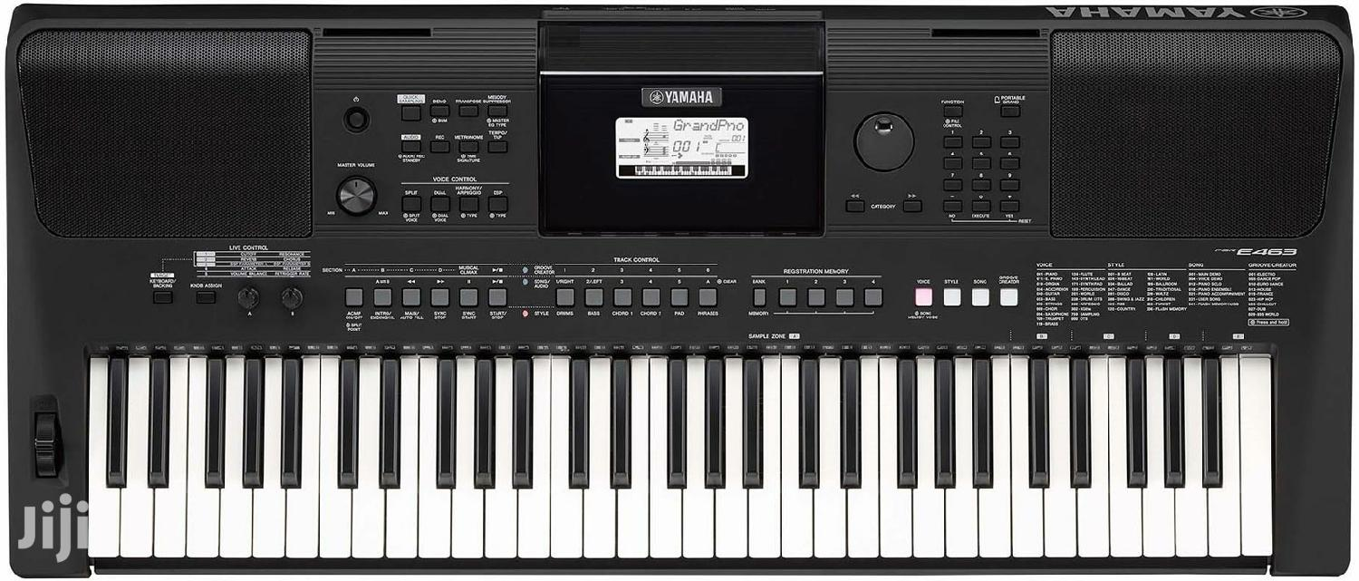 Yamaha Psr E463 | Audio & Music Equipment for sale in Achimota, Greater Accra, Ghana