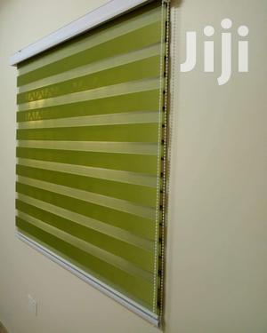 Amazon Green Classy Zebra Blinds for Homes and Offices | Home Accessories for sale in Greater Accra, Dzorwulu