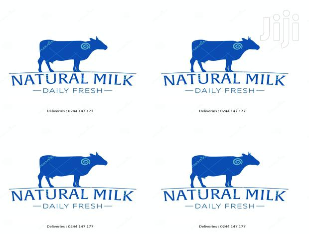 Archive: Fresh Cow Milk
