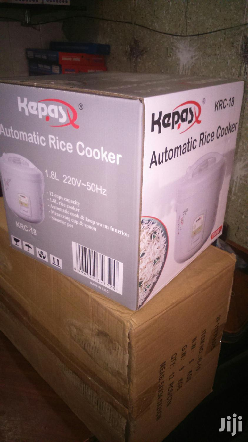 Kepas Automatic Rice Cooker