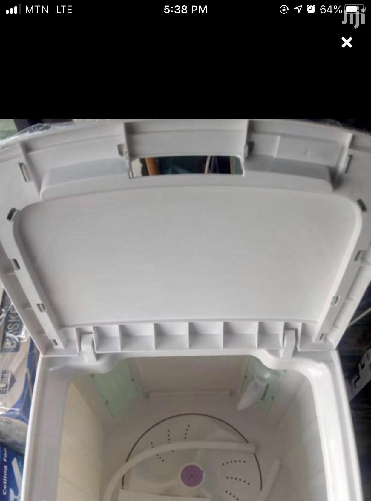 Archive: Super Brilliant Icona 7.5kg Washing Machine Single Tub—