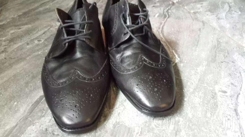 Black Shoe Size 44 | Shoes for sale in Tema Metropolitan, Greater Accra, Ghana