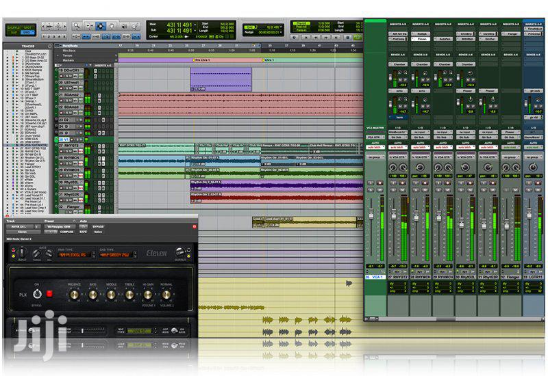 Avid Pro Tools 12 |Mac/Win | Mixing And Recording Music | Full License