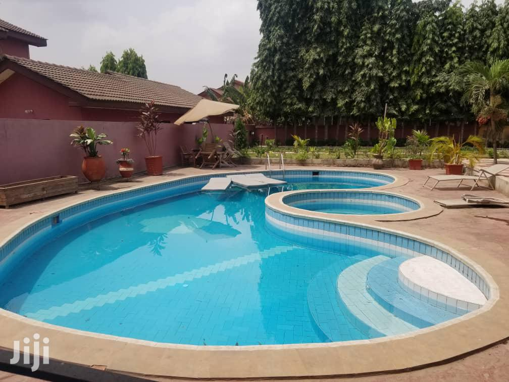 5 Bedrooms House With Swimming Pool 4 Rent at Adjiringanor | Houses & Apartments For Rent for sale in East Legon, Greater Accra, Ghana