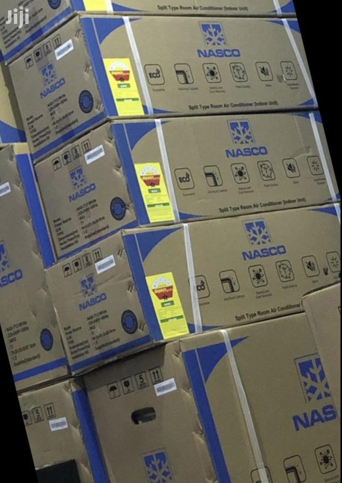 Quality Nasco 1.5 HP Split Air Conditioner Anti Rust