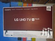 Dynamic_lg 43inch Smart Uhd 4K Tv> | TV & DVD Equipment for sale in Greater Accra, Adabraka