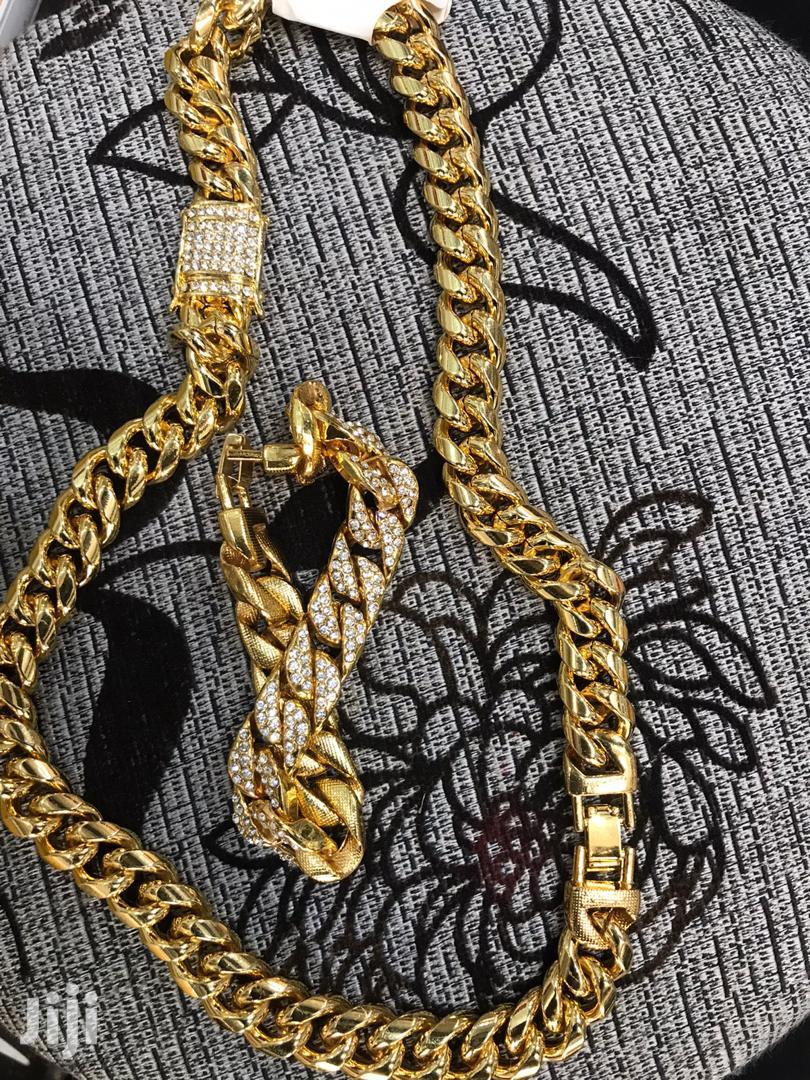 Original Cuban Chains | Jewelry for sale in Accra Metropolitan, Greater Accra, Ghana