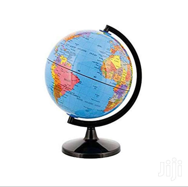 Archive: Desktop World Globe