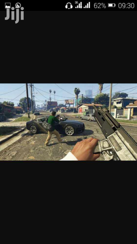 Grand Theft Auto V & More Late | Video Games for sale in Central Region, Ghana