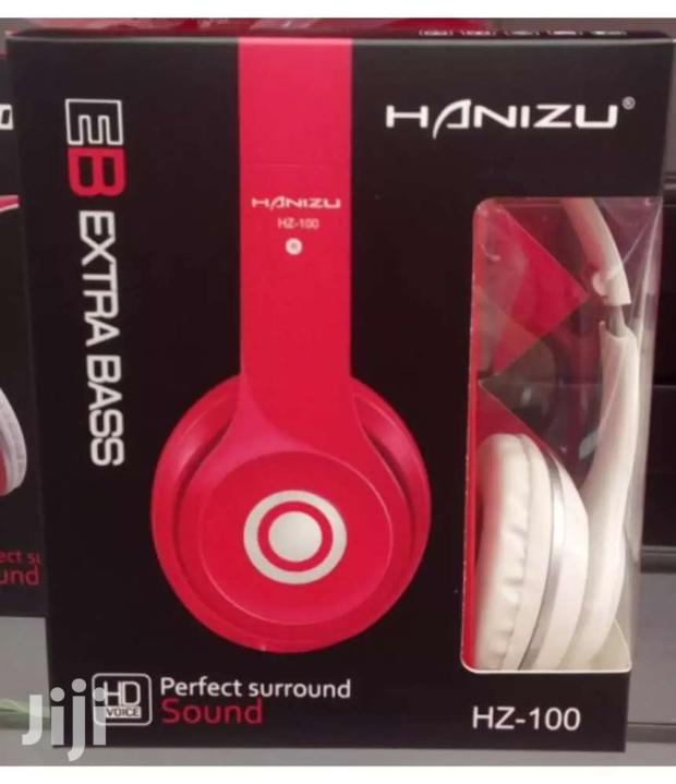 Archive: Hanizu HZ100 Base Headset