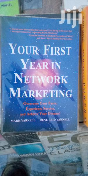 Your First Year in Network Marketing | Books & Games for sale in Greater Accra, Airport Residential Area