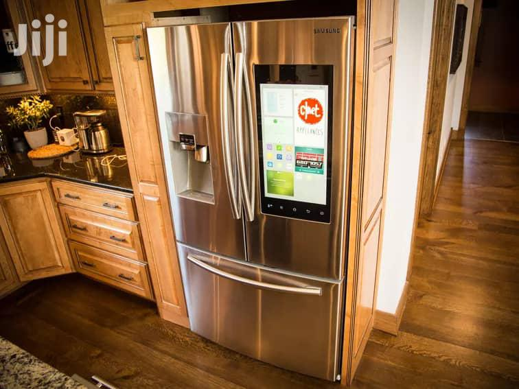 Samsung 24.2 Cu Frenchdoor Smart   Kitchen Appliances for sale in Adenta Municipal, Greater Accra, Ghana